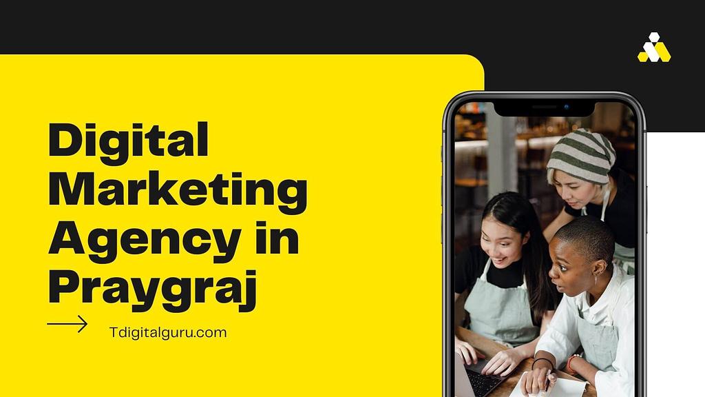 Digital Marketing Agency in Prayagraj